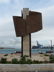 End of the Cold War monument